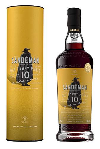 Tinto Porto Sandeman Tawny 10 años (DOC Porto) - 750 ml