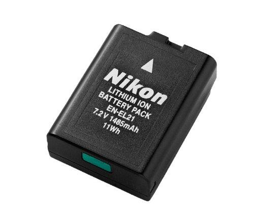 Nikon EN-EL21 Lithium-Ionen-Akku (mit Akku-Schutzkappe)