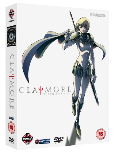 Claymore Complete Series Box S [Import]
