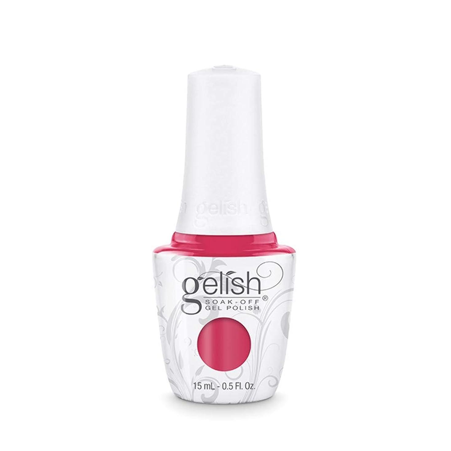 歯高速道路たまにHarmony Gelish - Prettier In Pink - 0.5oz / 15ml