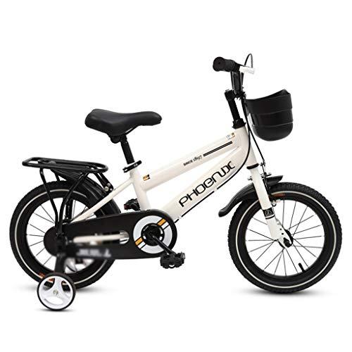 Kinderfiets Single Speed  fiets jongens meisjes fiets student fiets fiets koolstofstaal frame, 14 inch 16 inch, mooi cadeau