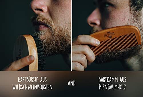 Bartpflege Set 6-teilig von BARTFORMAT, Geschenkset Abbildung 3