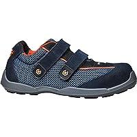 Base 16B620N-S1P-T44 Zapato, Azul, 44