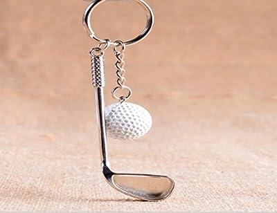 LL-Golf® Golf Schlüsselanhänger Golfschläger