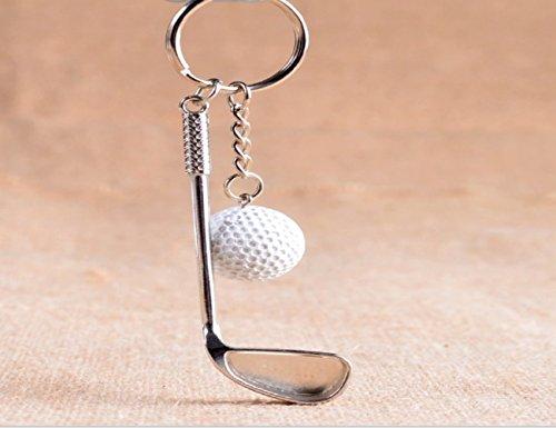LL-Golf® Golf Schlüsselanhänger
