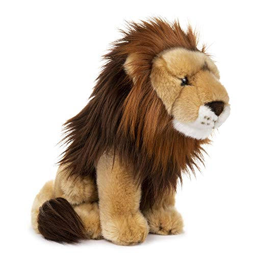 Wildlife Tree 12 Inch Stuffed Lion …