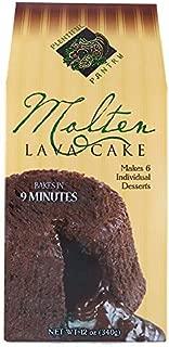 Plentiful Pantry Molten Lava Chocolate Cake Mix, 16 Ounce