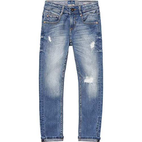 Vingino Jungen Jeans Hose Skinny fit Amico Light Indigo (116)