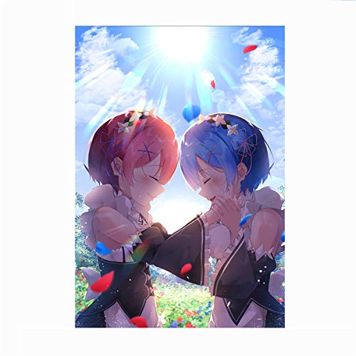ATggqr 1000 pcs Wooden Jigsaw Puzzles Cartoon anime other world life series characters Jigsaw Puzzle for Home Games Large Size the bestselling Jigsaw puzzle 50x75cm