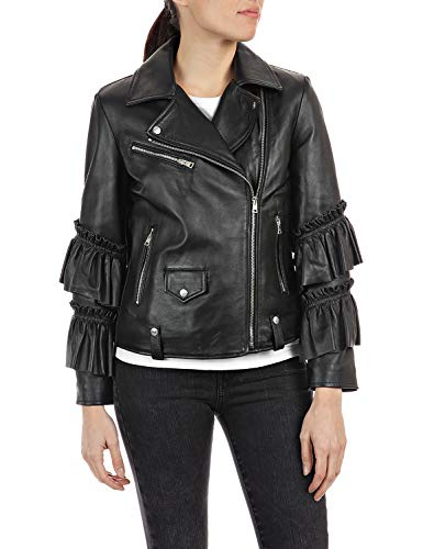 REPLAY Women's Jacket Leather