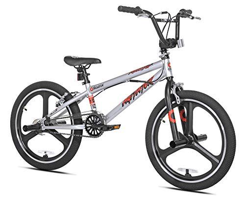 Razor Agitator BMX/Freestyle Bike, 20-Inch