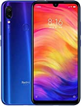 $188 » Xiaomi Redmi Note 7 64GB/4GB RAM, Dual Sim 48MP 6.30'' FHD+ Snapdragon 660, Unlocked Global Version - Includes a Free 232 Adapter (Blue)