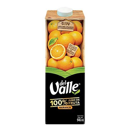 Valle Frut Naranja marca Del Valle