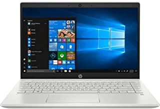 HP 14-ce3007ne Pavilion 14 inches WLED Laptop (Silver) - Intel i5-1035G1 3.6 GHz, 8 GB RAM, 512 GB SSD, NVIDIA GeForce MX130, Windows 10 Home