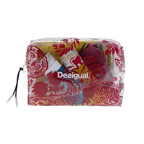 Desigual Neceser Gel Pack Towel-única