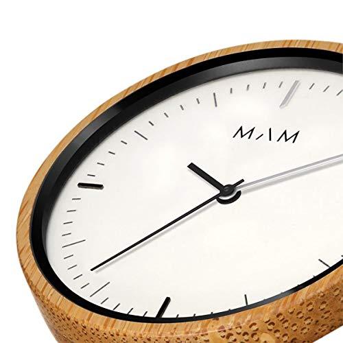 [MAMOriginals]時計メンズレディース/PlanoプラノMO644バンブー竹エシカルファッション【日本総輸入代理店】