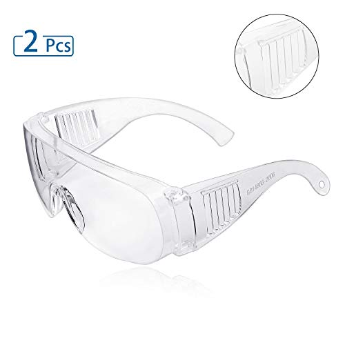 Gafas seguridad, ZHIKE Clear Anti-Fog and Scratch