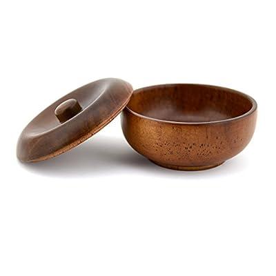 Grandslam Wooden Shaving Bowl