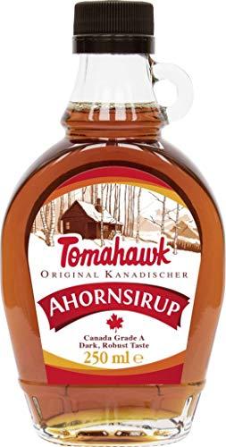 Tomahawk, Original Kanadischer Ahornsirup, 250ml