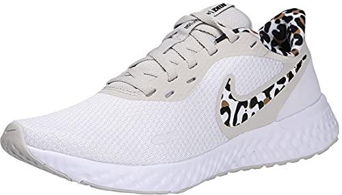 Nike Women Revolution Leo/Blanco, color Multicolor, talla 35.5 EU