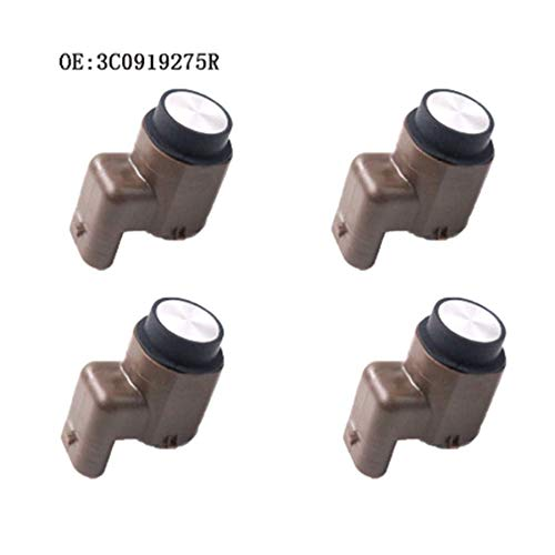 Amazing Deal 4 PCS New Parking Assist Sensors for Volkswagen 3C0919275R 3C0919275N 3C0919275AD 3C091...