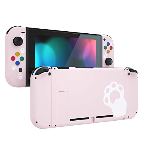eXtremeRate Carcasa Completa para Nintendo Switch Funda Cubierta Trasera para Consola de...