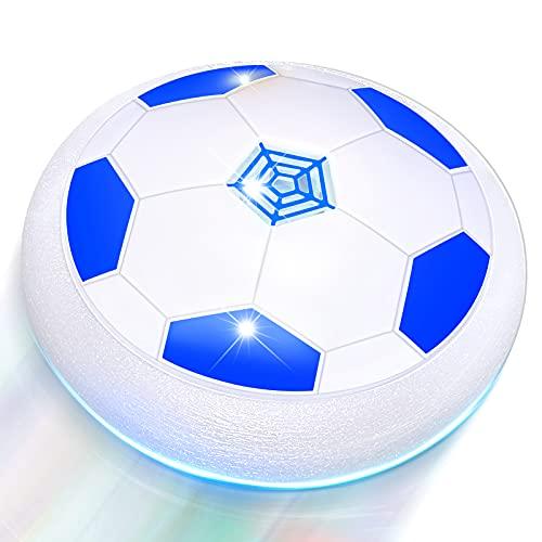 LET\'S GOz Spielzeug ab 3 4 5-12 Jahre Junge,Geschenke für Jungen ab 3-12 Kinder Air Power Fußball Spielzeug Kinder 4 5 6-8 Jahre Geburtstagsgeschenk für Jungen Fussball Geschenke Jungen