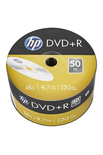Hp - DVD+r 16x Bobina 50 uds