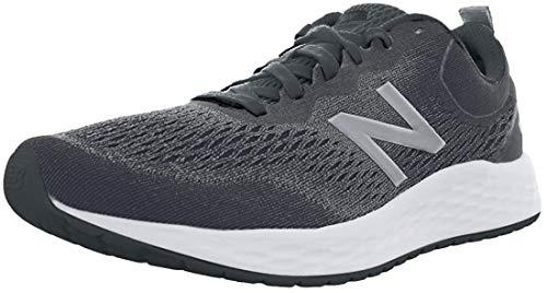 New Balance Women's Fresh Foam Arishi V3 Running Shoe, Thunder/Gunmetal/White, 8.5