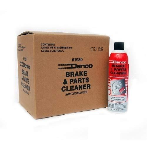 Denco #1930C Brake Cleaner - 13 OZ Cans - Pack of 12 (12)