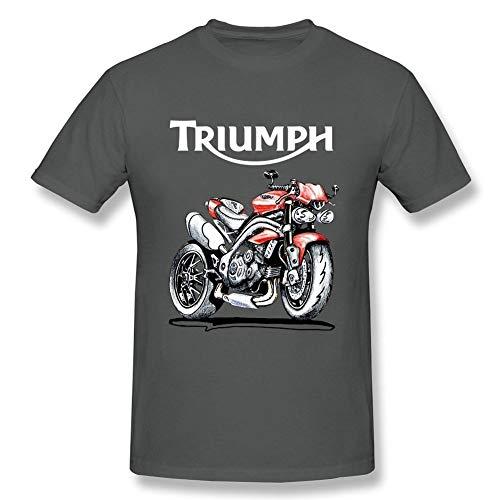 Speed Triple 1050 Triumph Motorcycle T Shirt Men Short Sleeved