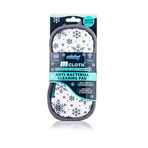 'Minky' Winter Edition M Panno Anti-Bac Pad