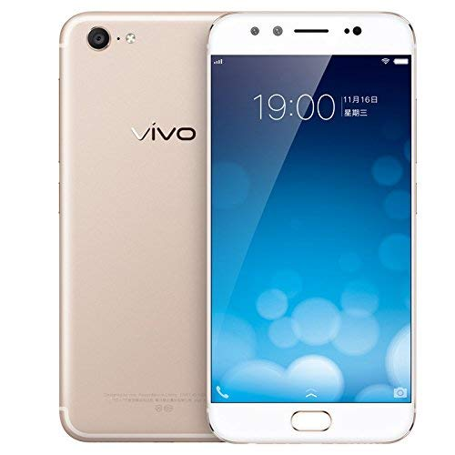 Original VIVO X9 Plus Cell Phone 6GB RAM 64GB ROM MSM8976 Octa Core  5 88inch 20MP+8MP Cameras Android 6 0 Fingerprint Smartphone (Gold)
