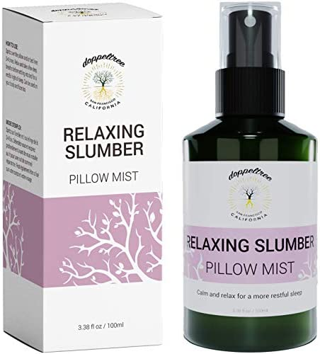 All Natural Pillow Spray Aromatherapy for Better Sleep Lavender Mist for Bed Sheets and Linen product image