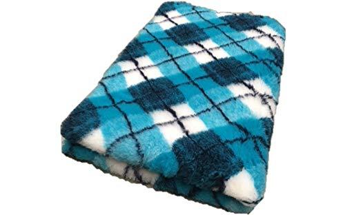 Vetbed / Drybed I Diamond Turquoise 100 x 150 cm