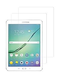 ★ Compatibilité : compatible avec Samsung Galaxy Tab S2 9.7 et Samsung Galaxy Tab S3 9.7 ★ Sensibilité tactile élevée : la protection d'écran est de seulement 0,3 mm d'épaisseur, ce qui permet à votre écran tactile de fonctionner aussi bien qu'il n'y...