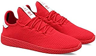 Adidas Pharrell Williams Sneakers Red Training Shoes