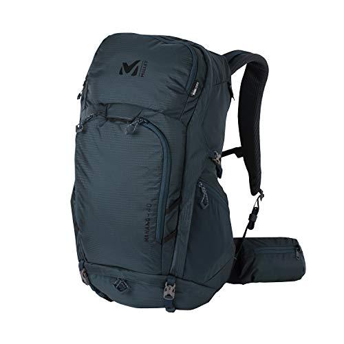 Millet – Hanang 40 – Sac à Dos pour Homme et Femme – Randonnée et Trekking – Volume Moyen 40 L – Orion Blue (Bleu Marine)