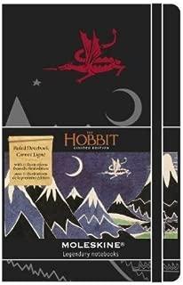 Moleskine Limited Edition The Hobbit Notebook, Hard Cover, Pocket (3.5