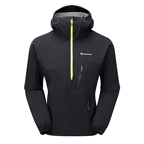 Montane VIA Minimus Stretch Ultra Half Reißverschluss Laufjacke - AW19 - Small