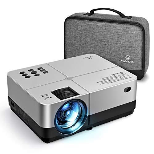 VANKYO Leisure 420 Mini Projector, Portable Home Movie Cinema, 1080P Supported, 200