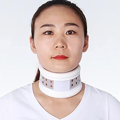 FVGBHN Dispositivo De Tracción Cervical Dispositivo De Tracción Cervical Del Cuello, Collar Extensible De Cuello Ajustable Para Alineación De La Columna Por Tracción, Alivio Instantáneo Del