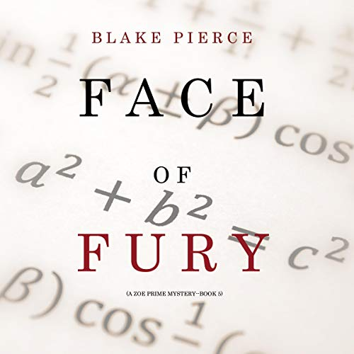 Face of Fury Audiobook By Blake Pierce cover art