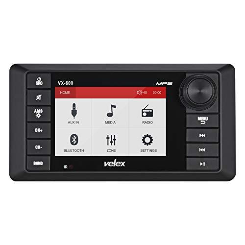 Marine Bluetooth Stereo Audio/Vi...