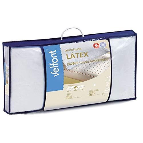 Bcn Beding Velfont almohada latex 70 X40