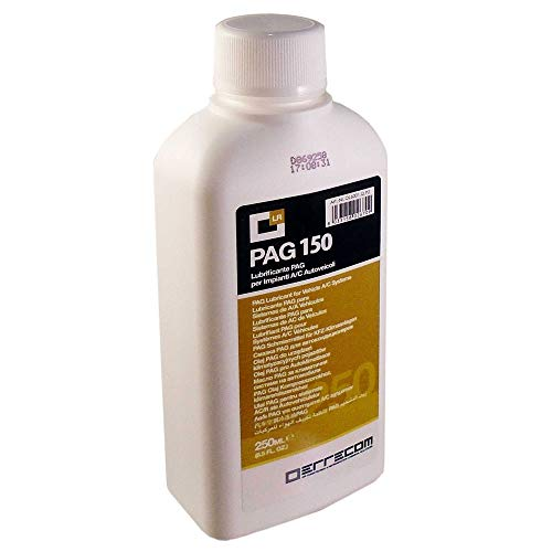 Kompressoröl PAG 150 für R134a R404A 250 ML Klimaanlagenöl Klimaöl öl KFZ