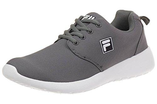 FILA Alva Low Run Laufschuh Running Men Sneakers grau, Schuhgröße:41 EU