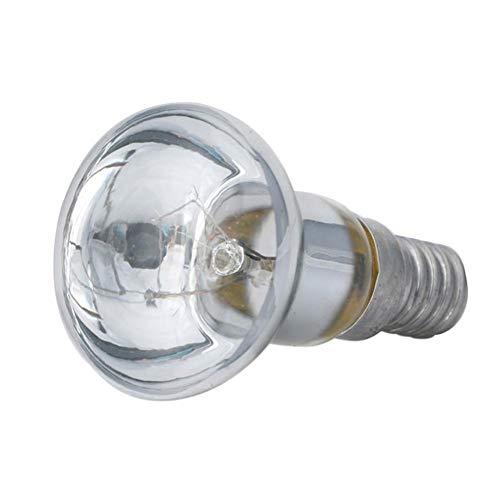 Edison Birne E14 Lampenfassung R39 Reflektor Spot Glühbirne Lava Lampe Glühlampe, Ersatzlampe für Lavalampe mit E14 Fassung 30W