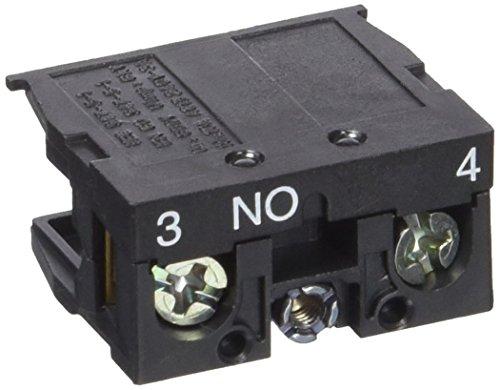 Schneider Electric | ZB2BE101 - Hilfsschalter Kontaktblock ZB2, Rückstellung, 1S, o. Sprung, Frontmontage