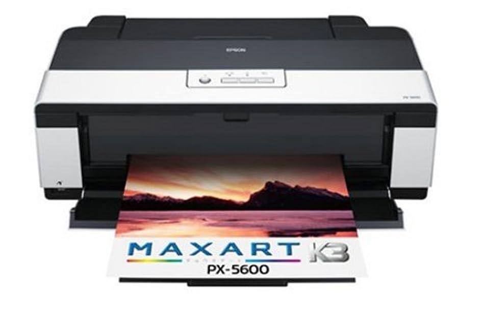 エロチック典型的な大通りEPSON MAXART インクジェットプリンター PX-5600 A3ノビ対応 PX-P/K3インク搭載 8色顔料インク